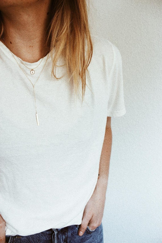 Collins Lariat Necklace