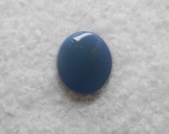 Oregon Blue Opal Cabochon Madras Blue Designer Cut Oval Cab Gemmy Opal Hand Cut by Holey Stones