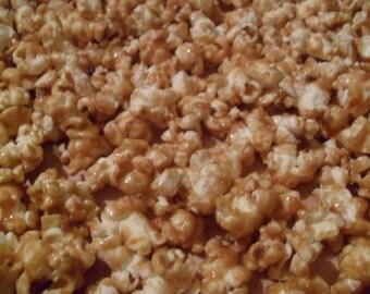 BOURBON CARAMEL CORN Popcorn!!! (1 lb)