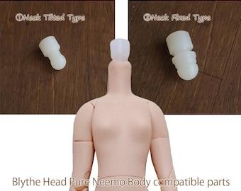 Blythe Head Pure Neemo Body compatible parts