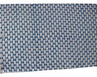 1 to 50 Yards(Print_151)Indian Block Printed 100% Cotton Printed Fabric