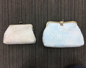 Purse, Makeup bag, Wedding gift, Travel bag, Toiletry bag, Cosmetic bag