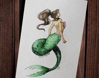 Mermaid Sailor Jupiter