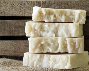 Amber Patchouli Handmade Vegan Soap