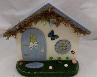 Fairy door fairyhouse decoration magical fairy hideaway