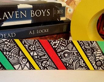 Bookmark ~ Color Slash