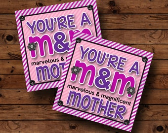 Mothers Day Gift, Mothers Day Printable Tags, Mothers Day Tags Printable, Mothers Day, Mothers Gift, Mothers Day Card, Mothers Day Gift Idea