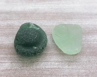 Sea Glass Kick-Up, Genuine Sea Glass, Collectible Sea Glass, Bottle Kick Ups, Rare Sea Glass, Surf Tumbled Beach Glass L013