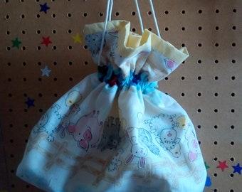 Children's toy bag