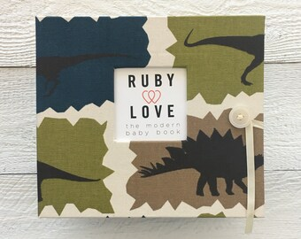BABY BOOK | Dinosaur Album