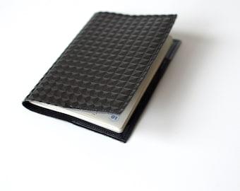 SILVER - standard size Passport cover