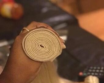 Luxury hair bundles and closures