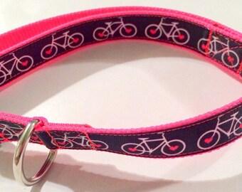 Bicycle love collar