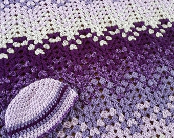 Party Confetti - Custom Baby Blanket