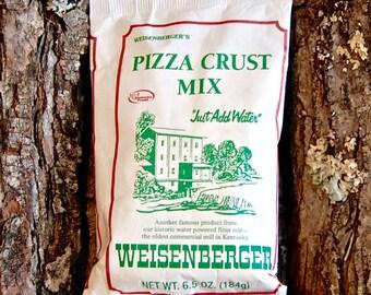 Weisenberger's Pizza Crust Mix