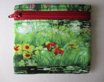 Handcrafted Custom Rosary Zip Pouch