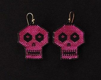 Calaca Earrings