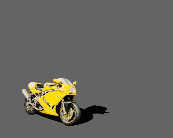 """Ducati 900 SL """"Rubber Duck"""""""