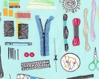 Craft Room in Aqua by Dear Stella