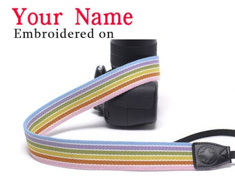 Dslr camera strap christmas gift custom camera strap dslr camera strap christmas gift custom camera strap personalized embroidered dslr sony nikon canon negle Image collections