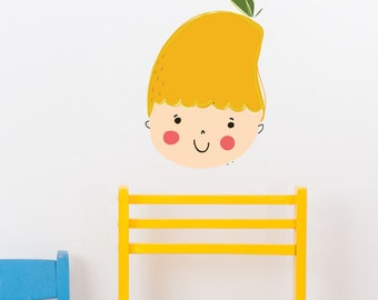 Mango Removable Wall Sticker