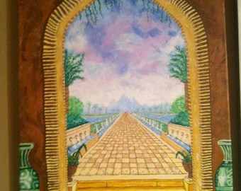 Royal Egyptian Garden