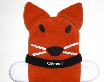 Collier personnalisé pour écharpe (ne peut être vendu seul)