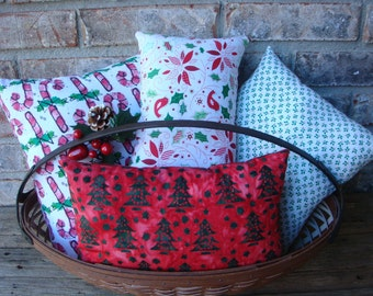 Holiday Comfy Pillows to give and to keep!