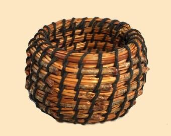 Coiled Basket Kit For Beginners - Pine Needle (tckcbbpn)