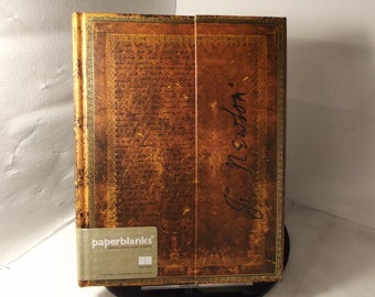 Paperblanks-ISAAC Newton exclusive writing Book