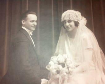 victorian wedding photograph