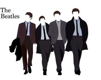 The Beatles Graphic Design
