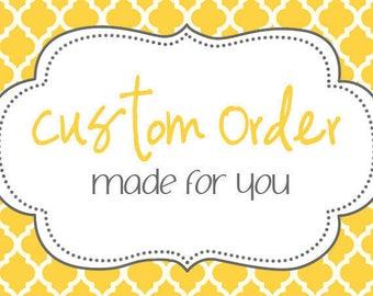 Custom Order Listing Aly Son