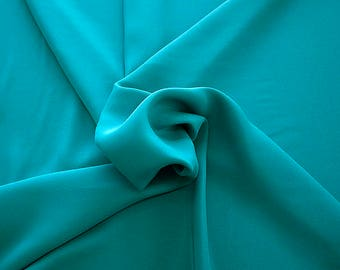 305095-Crepe marocaine Natural Silk 100%, wide 130/140 cm, made in Italy, dry cleaning, weight 215 gr, price 1 meter: 104.36 Euros