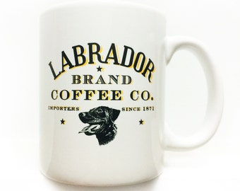 Labrador Brand Coffee Co. Coffee Mug