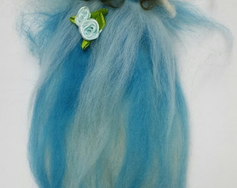 Brown hair Fairy
