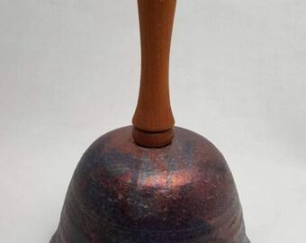 Ceramic Raku Bells