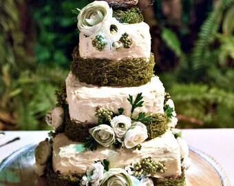 Ranunculus Cake Flowers