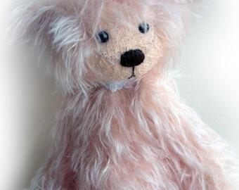 Cupcake OOAK artist bear e-pattern by Jenny Lee of jennylovesbenny bears PDF