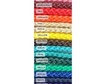 Bondage Rope Color Sample
