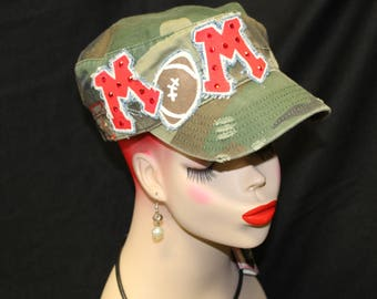 Football Mom Cadet Hat