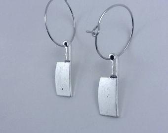 Knife earrings, Halloween earrings, Halloween jewelry