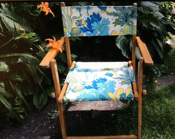 Vintage Beach Chair