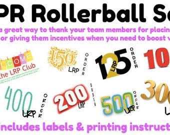 LRP Rollerball Set