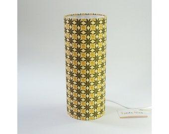 Lighting table lamp - Anise flower