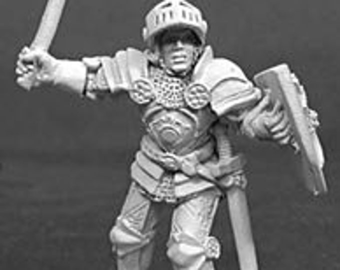 Sir Falkirk Nobleheart - 02033 - Reaper Miniatures