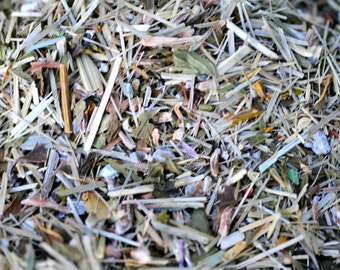 HEALER'S IMMUNITY TEA | Organic Teas | Lemongrass, Echinacea Root & Spearmint Leaves | Artisan Tea | Handcrafted Tea | Loose Leaf Herbal Tea