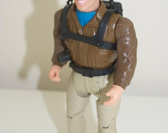 Murdock from The A-Team Action Figure 1983 Galoob 6""