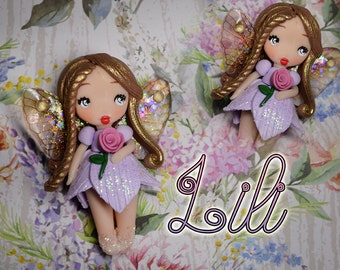 NEW COLLECTION Lili, fairy
