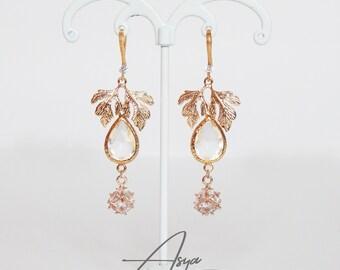 Bridal Earrings,Crystal Chandelier Earrings,Wedding Earrings,Bridal Earrings,Vintage Earrings,Swarovski Earrings, Bridesmaid Earrings